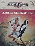 img - for Aesheba: Greek Africa (Gary Gygax/Fantasy Master) book / textbook / text book