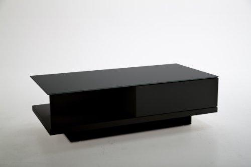 AC Design Furniture 33047 Couchtisch Bjarne, Glasplatte, 1 ...
