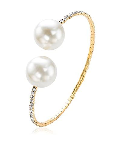 Face Me Braccialetto Crystal & Pearls