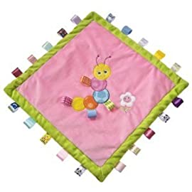 Taggies Colours Caterpillar Cozy Blanket 16
