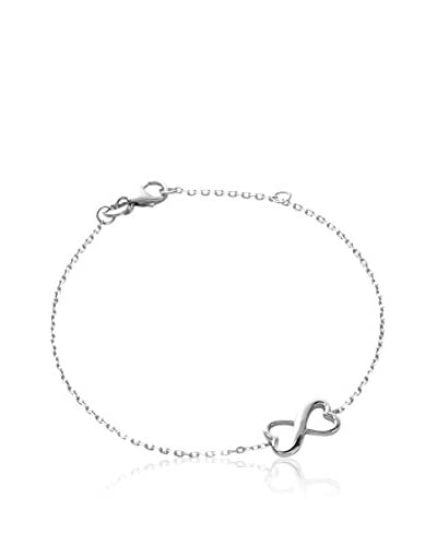 L'Atelier Parisien Armband 72132118B Sterling-Silber 925
