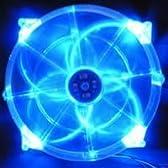 Zaward ZFL22030L-BU 青色LEDケースファン 220mm
