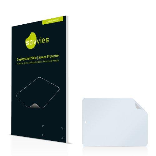 Savvies SC50 CrystalClear Displayschutzfolie passend für Prestigio MultiPad 8.0 Pro Duo PMP 5580C_Duo