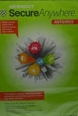 WEBROOT SECUREANYWHERE ANTIVIRUS 1PC (SOFTWARE