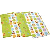 Pooh and Friends 4-Pack Flannel Receiving Blankets