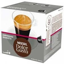 Purchase Nescafe Dolce Gusto Espresso Barista 16 Pods from Nescafe