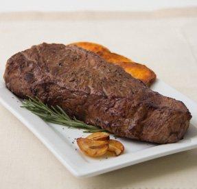 Rastelli Direct Black Angus Ny Strip Steak - 4 (12 Oz.) Portions
