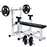[WILD FIT ワイルドフィット]トレーニングジムセット アイアン70kg