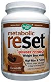Natures Way Metabolic ReSet, Chocolate, 630g