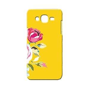 BLUEDIO Designer 3D Printed Back case cover for Samsung Galaxy E7 - G6327