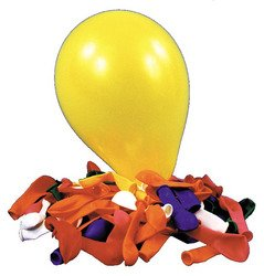 Qualatex 260Q Balloons - Assorted Color Twisty Balloons - 100 Count