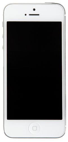 Apple iPhone 5 Factory Unlocked GSM Smartphone w/ 8MP Camera and Siri - White