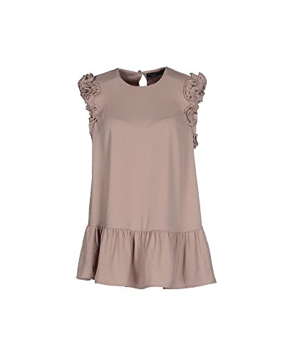 TWIN SET SIMONA BARBIERI top donna in raso (L)