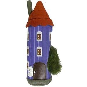 【ムーミン】ムーミンハウス型ペンケース