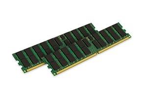 Kingston ValueRAM 2GB Kit (2x1GB) DDR2 400MHz DIMM Single Rank Desktop Server Memory