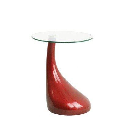 Cheap Jupiter End Table Color: Green (J10-green)