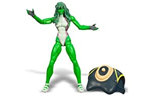 Marvel Legends Blob Series She Hulk Action Figure