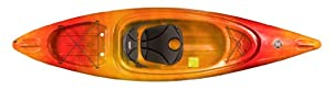 Perception Impulse 10.0 Kayak (Red/Yellow)
