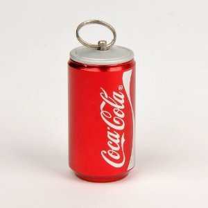 High Quality 4 GB Coca Cola Can Shape USB Memory Stick Flash Pen Drive by T &  J