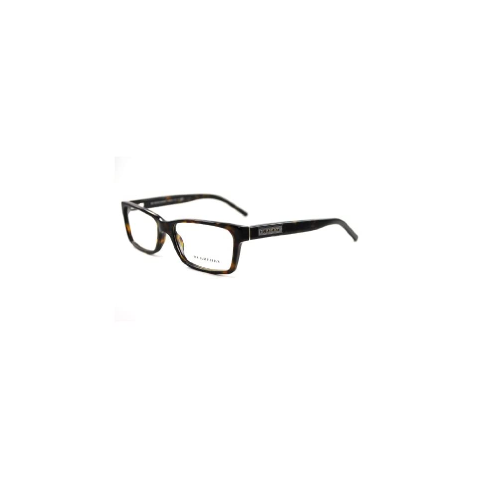 a409c0cce21 Burberry BE2108 Eyeglass Frames 3002 5416 Dark Havana on PopScreen