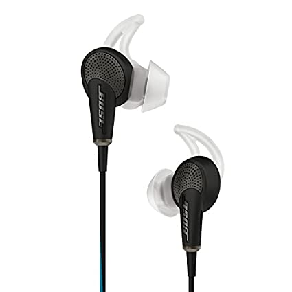 Bose QuietComfort 20 In Ear Headphones