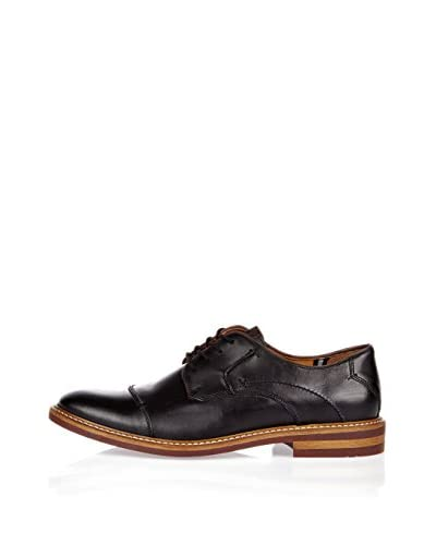 Fretz Men Zapatos Derby Andrew Negro
