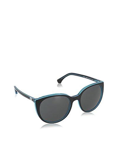 EMPORIO ARMANI Gafas de Sol 4043 (55 mm) Negro / Azul