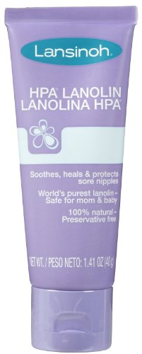 Lansinoh Brand Hpa Lanolin Topical Treatment - 1.41 Oz