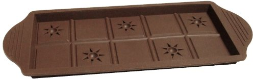 Yoko-Design-1191-Moule--Tablette-SiliconePlatine-Chocolat-232-x-96-x-11-cm