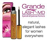 GrandeLASH MD Eyelash and Eyebrow Enhancer for Length, Fullness, and Darkness