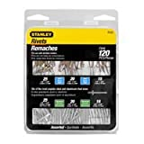 Stanley R120 Rivet Pack Assortment