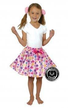 Musical Hokey Pokey Skirt/Polka Dot