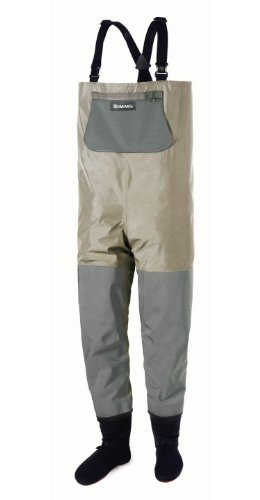 Simms Headwaters Stockingfoot Waders - Sage - Size XLK