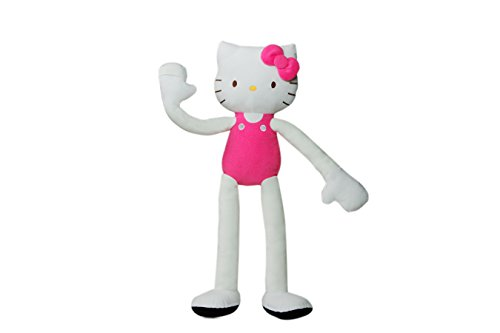 Stretchkins-Hello-Kitty-Life-size-Plush-Toy-That-You-Can-Play-Dance-Exercise-and-Have-Fun-With-Pink