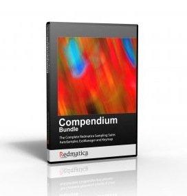 Redmatica Compendium Bundle 1.5: Includes ExsManager Pro, AutoSampler, and Keymap 1.5