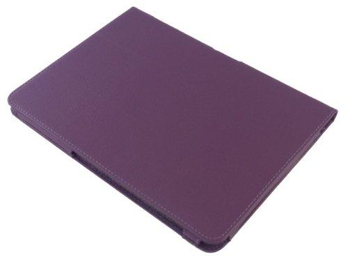 Samsung Galaxy Tab 2 10.1 P5100 und P5110 LILA Schutzhülle Smart Leder Tasche Case LILA von Avcibase