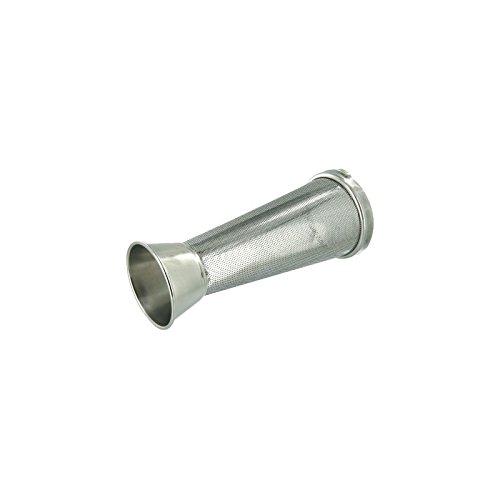 Reber - CONO FILTRO INOX N.5 fori piccoli (ca. 1,1 mm.)