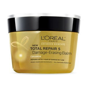 L'Oreal Paris discount duty free L'Oreal Total Repair 5 Damage Erasing Balm 8.5 FL OZ