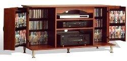 Cheap 42 Inch Plasma TV Stand with Media Storage (B001G2YYS0)