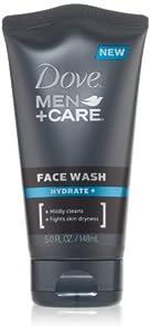 Dove Men+Care Hydrate + Face Wash 5.0 Fl 0z