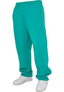 URBAN CLASSICS Sweatpants TB014B aqua 3XL
