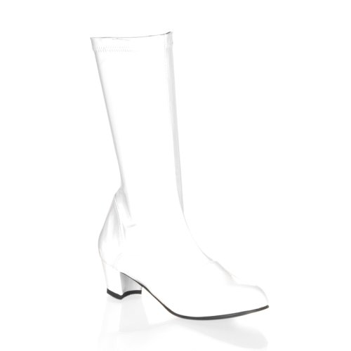 Pleaser USA - CHACHA-180, Children GOGO Boots in Five Colors - Perfect for Costumes and Halloween