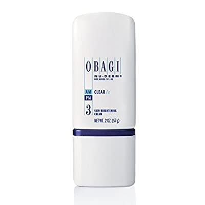 Obagi Nu Derm Clear FX Skin Brightening Cream, 2 OZ