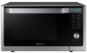 Samsung Counter Top Convection Microwave, 1.1 Cubic Feet, Stainless Steel