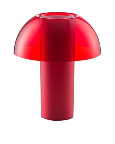 Pedrali Lampada Da Tavolo Colette Rosso