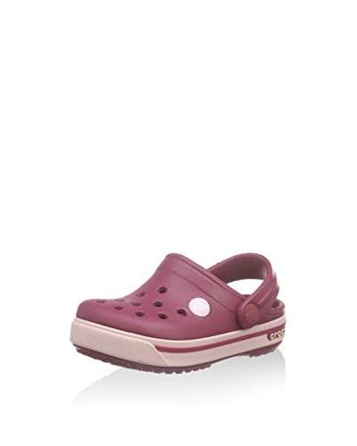Crocs Zuecos Crocband Burdeos / Rosa