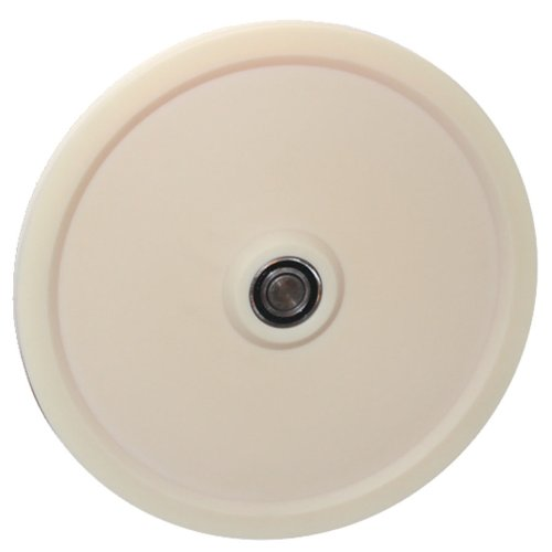 """Isheaves 20-Nr Nylon Sheave (Pulley) 20"""" Root Dia., 22.25"""" Od, 15/16"""" Round Groove front-996070"""