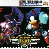 SONIC CD Original Soundtrack 20th Anniversary Edition
