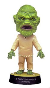 Buy Low Price Sideshow Universal Monsters Little Big Heads Series 2 The Creature Walks Among Us Figure (B00237LQGA)