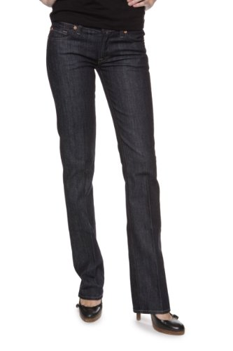 7 for all mankind Straight Leg Jeans , Color: Dark blue, Size: 27